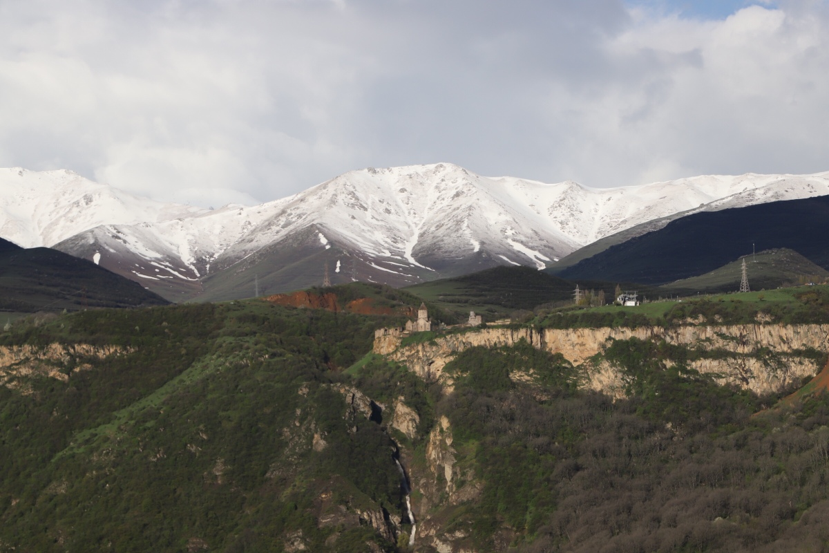 Armenien und Karabach